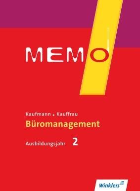 Band 2 MEMO Büromanagement